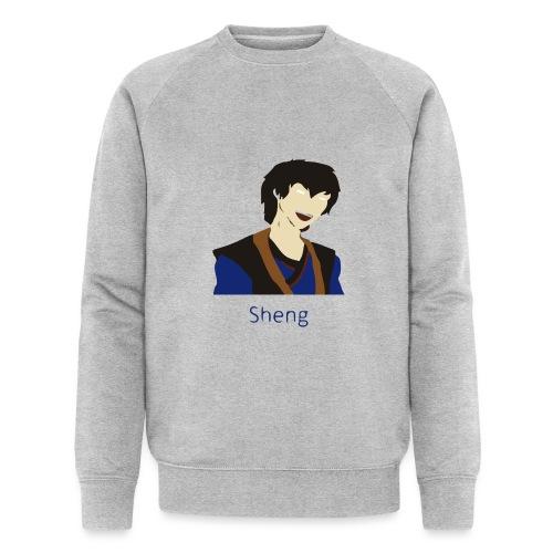 Sheng Canon - Økologisk sweatshirt til herrer