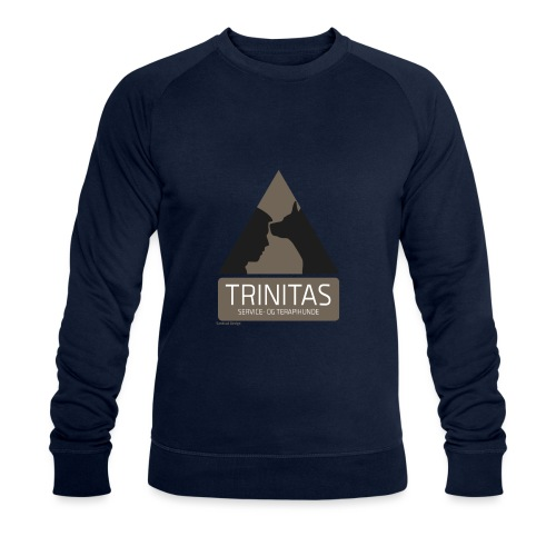 Trinitas Shirts - Økologisk Stanley & Stella sweatshirt til herrer