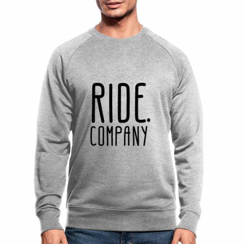 RIDE.company - just RIDE - Männer Bio-Sweatshirt