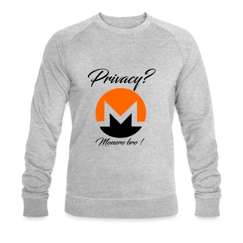 Moneroooo - Sweat-shirt bio Stanley & Stella Homme