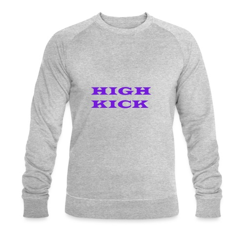 HIGH KICK HOODIE [LIMITED EDITION] - Men's Organic Sweatshirt by Stanley & Stella