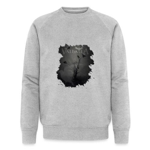 valhalla ravens - Økologisk sweatshirt til herrer