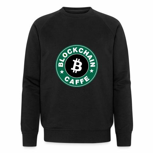 BlockChain Caffè Logo - Felpa ecologica da uomo di Stanley & Stella