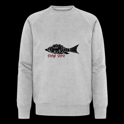 Dogfox Fisch - Männer Bio-Sweatshirt von Stanley & Stella