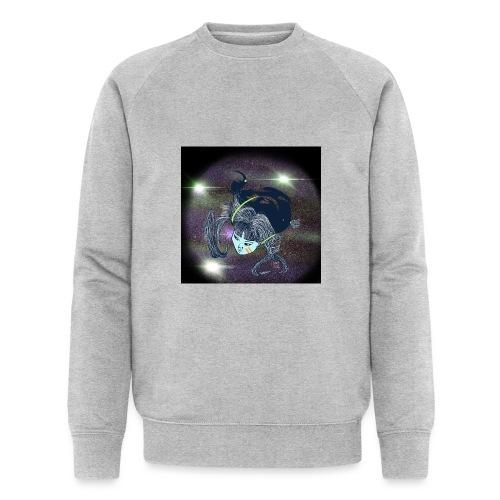 the Star Child - Men's Organic Sweatshirt by Stanley & Stella