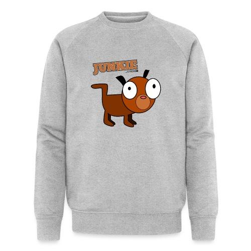 Junkie - Männer Bio-Sweatshirt von Stanley & Stella