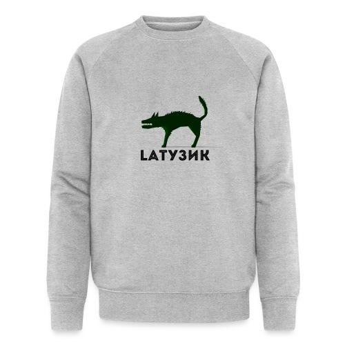 Laтузик - Männer Bio-Sweatshirt von Stanley & Stella