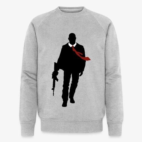 PREMIUM SO GEEEK HERO - MINIMALIST DESIGN - Sweat-shirt bio Stanley & Stella Homme