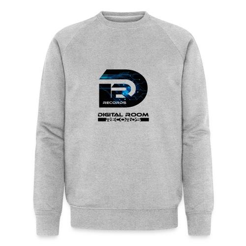 Digital Room Records Official Logo effect - Men's Organic Sweatshirt by Stanley & Stella