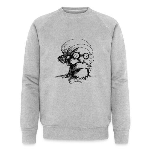 Santa Sketch - Men's Organic Sweatshirt