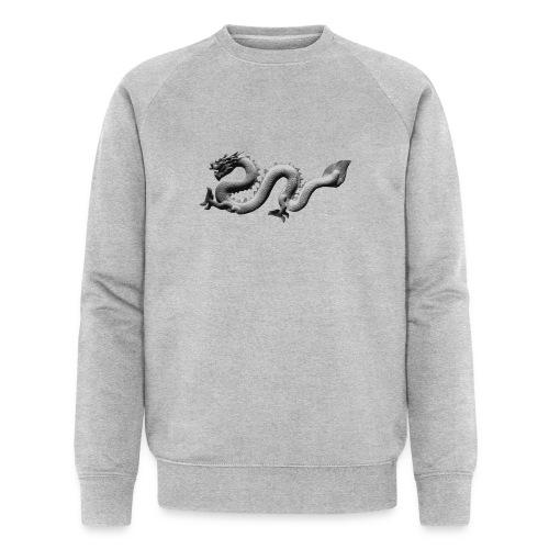China Drache - Männer Bio-Sweatshirt von Stanley & Stella