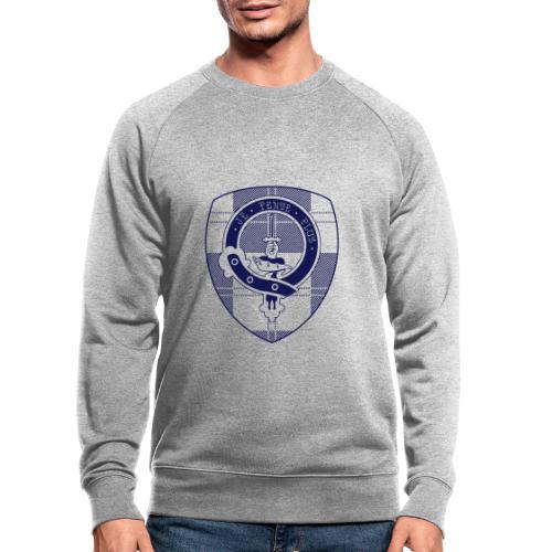Logo Scouting Erskine 2018 - Mannen bio sweatshirt