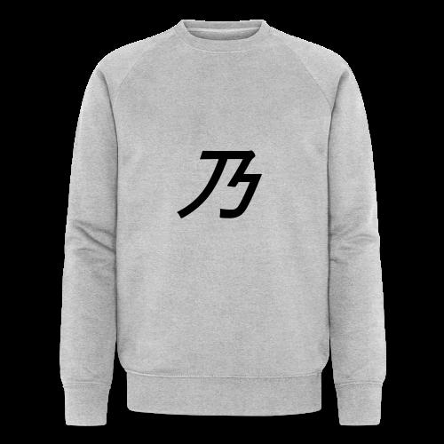 B Logo - Økologisk Stanley & Stella sweatshirt til herrer