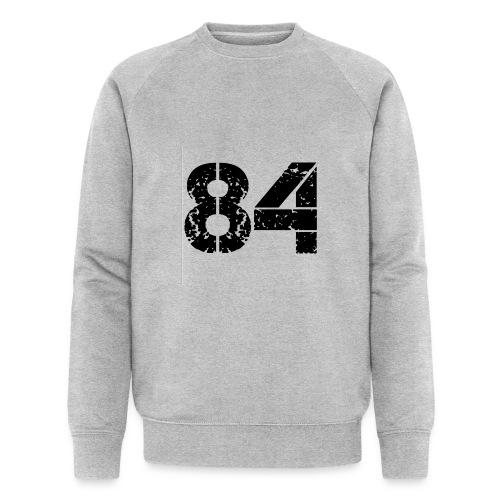 84 vo t gif - Mannen bio sweatshirt van Stanley & Stella