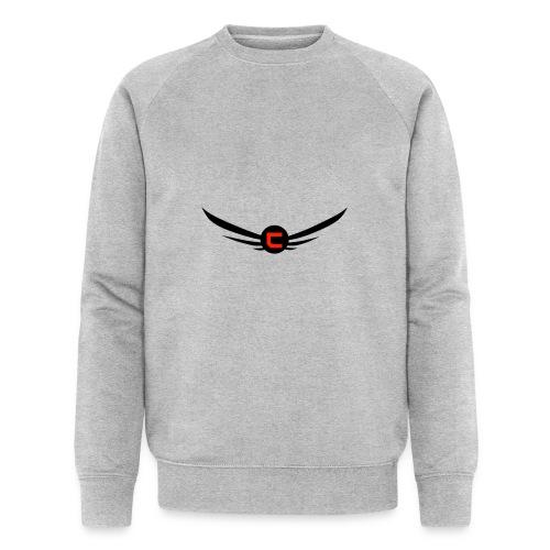 CloudyLogoTshirt - Ekologisk sweatshirt herr från Stanley & Stella