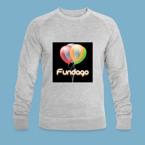 Fundago Ballon - Männer Bio-Sweatshirt von Stanley & Stella
