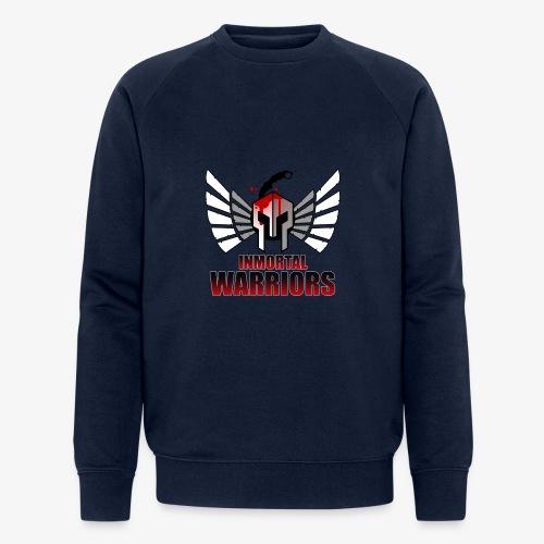The Inmortal Warriors Team - Men's Organic Sweatshirt by Stanley & Stella