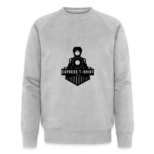 TRAIN EXPRESS T SHIRT - Sweat-shirt bio Stanley & Stella Homme