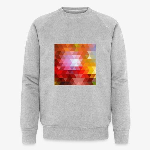 TRIFACE motif - Sweat-shirt bio Stanley & Stella Homme