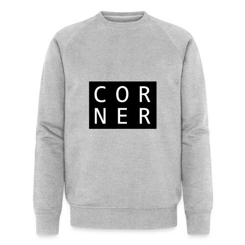cornerbox - Økologisk Stanley & Stella sweatshirt til herrer