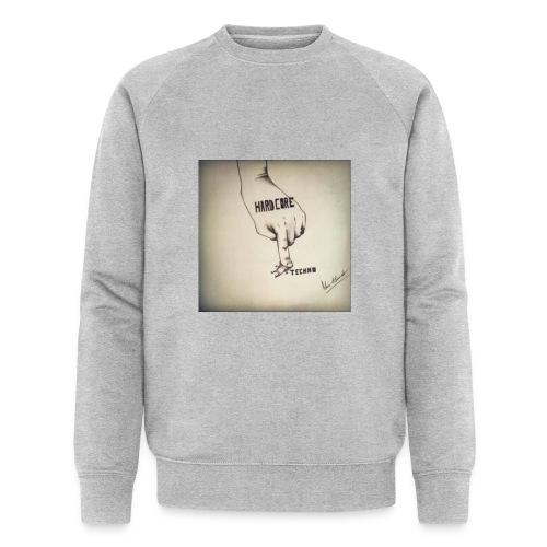 DerHardstyle.ch Hard_Core Techno - Männer Bio-Sweatshirt