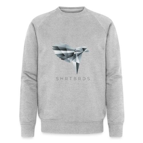 SHRTBRDS - Shirtbirds Polygon - Männer Bio-Sweatshirt von Stanley & Stella