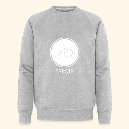 Espoir sun and waves - Men's Organic Sweatshirt by Stanley & Stella