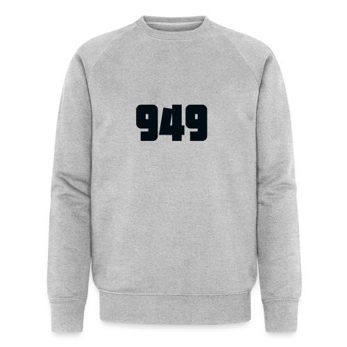 949black - Männer Bio-Sweatshirt von Stanley & Stella