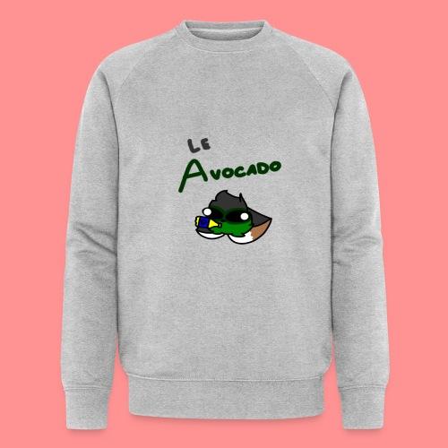Le Avocado - Men's Organic Sweatshirt by Stanley & Stella