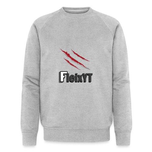FleixYT - Kralle - Männer Bio-Sweatshirt von Stanley & Stella