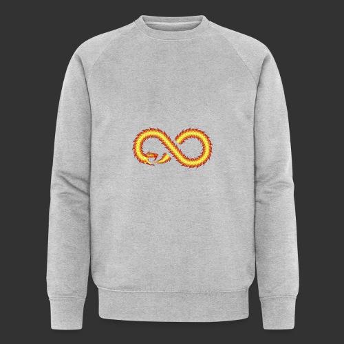 Infinity Snake - Sweat-shirt bio Stanley & Stella Homme