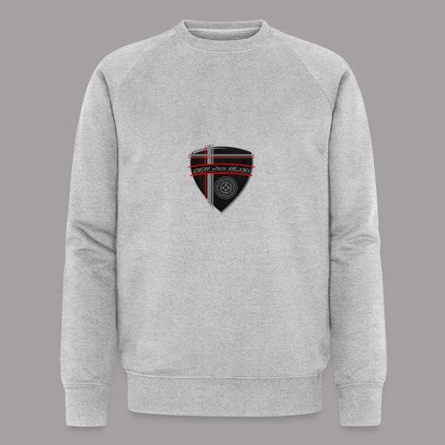 2erblogLogo blank png - Männer Bio-Sweatshirt
