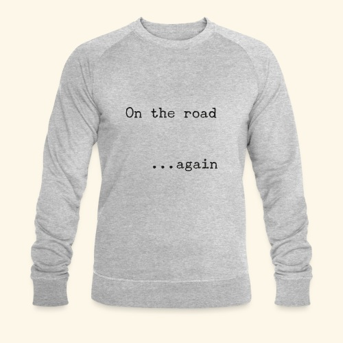 On the road... again - Sudadera ecológica hombre