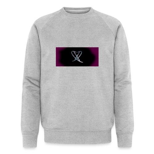 Box_logo_3 - Økologisk sweatshirt til herrer