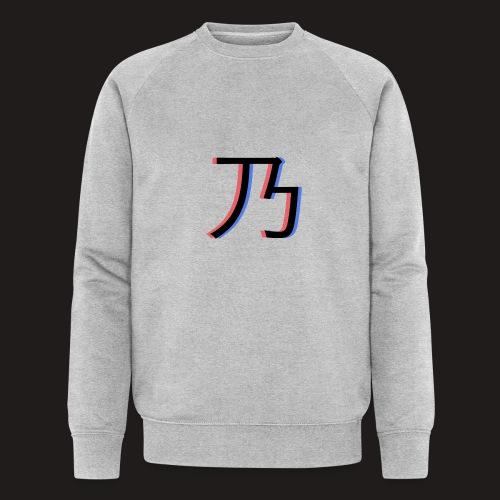 3D Logo - Økologisk Stanley & Stella sweatshirt til herrer
