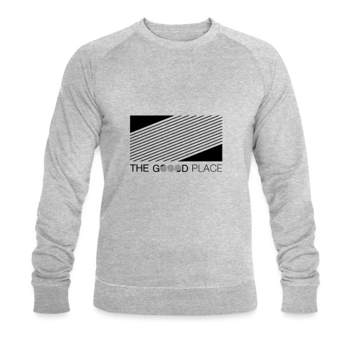 THE GOOOD PLACE LOGO - Mannen bio sweatshirt van Stanley & Stella