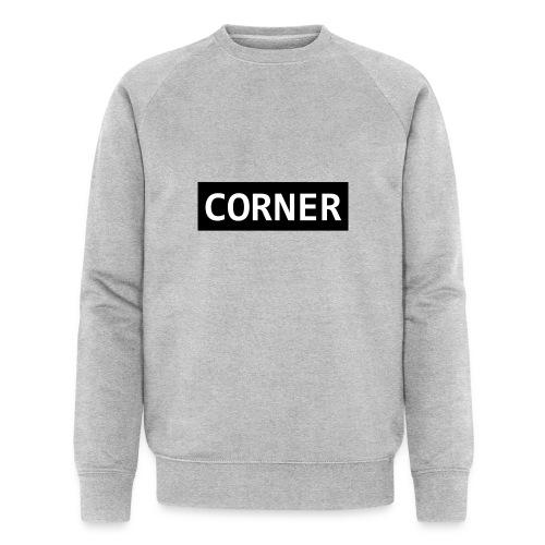 Corner - Økologisk Stanley & Stella sweatshirt til herrer