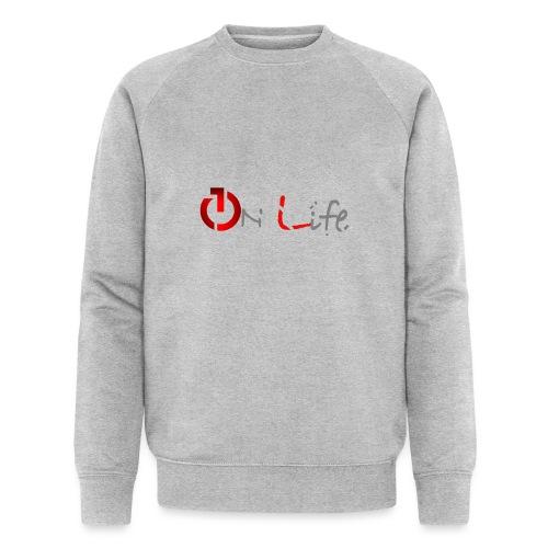 OnLife Logo - Sweat-shirt bio Stanley & Stella Homme