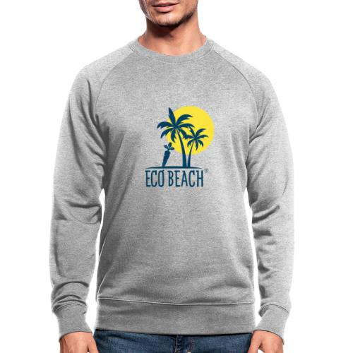 ECO BEACH - Männer Bio-Sweatshirt