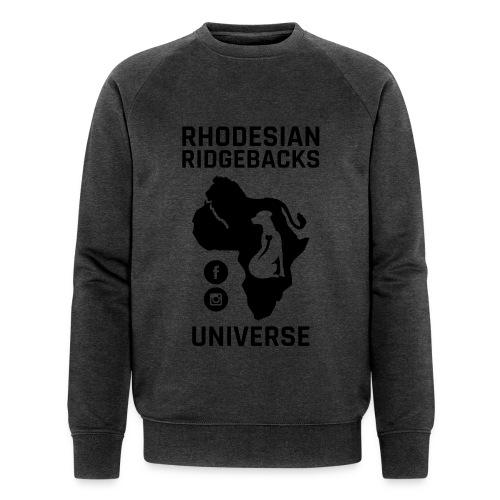RRU - Ekologisk sweatshirt herr från Stanley & Stella