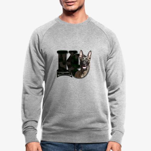 malinois k-9 - Sweat-shirt bio