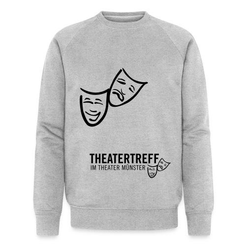 logo_tt - Männer Bio-Sweatshirt von Stanley & Stella