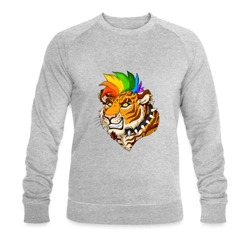 Punk Tiger - Ekologiczna bluza męska Stanley & Stella