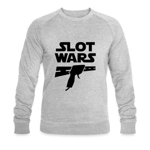 Slot Wars - Männer Bio-Sweatshirt von Stanley & Stella