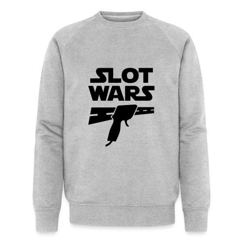 Slot Wars - Männer Bio-Sweatshirt