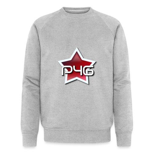 logo P4G 2 5 - Sweat-shirt bio Stanley & Stella Homme