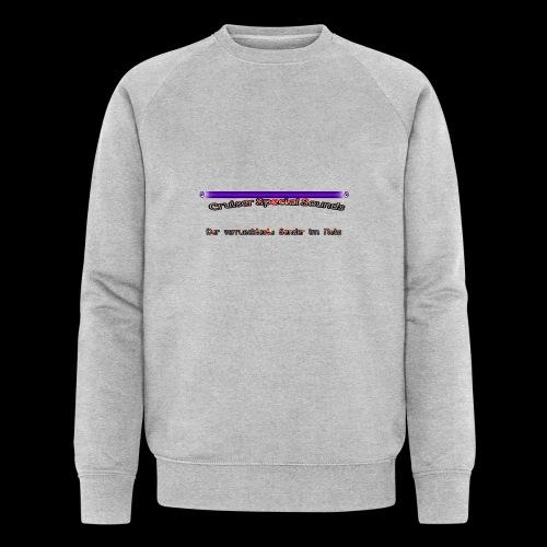 cssder - Männer Bio-Sweatshirt von Stanley & Stella