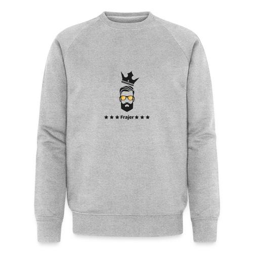 King Frajer - Männer Bio-Sweatshirt von Stanley & Stella