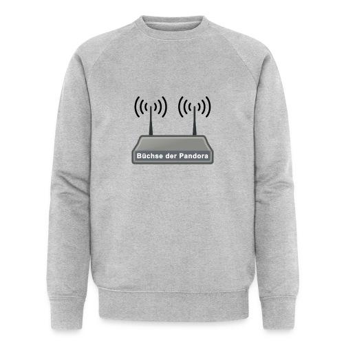 Büchse der Pandora - Männer Bio-Sweatshirt