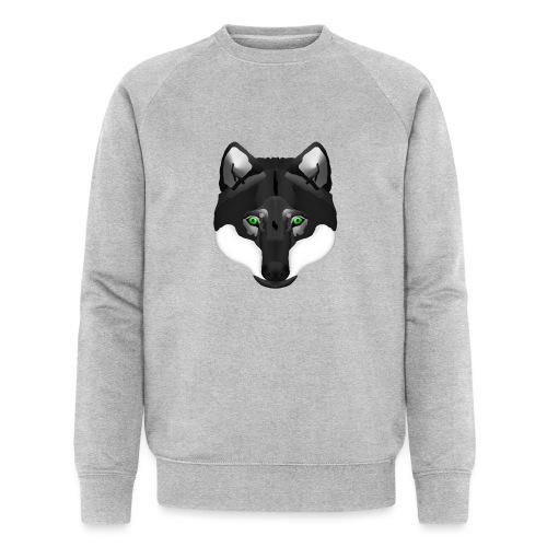 Wolf Head - Männer Bio-Sweatshirt von Stanley & Stella
